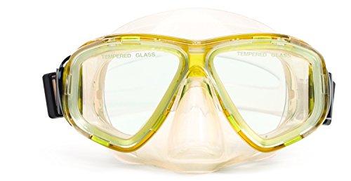 Poolmaster 90560 Newport Teen/Adult Silicone-Pro Swim Mask - Deluxe Swim Mask