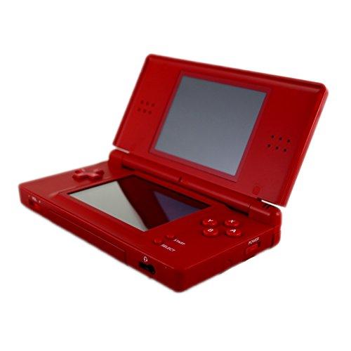 Nintendo DS Lite Console Handheld System Mario Red Refurbished