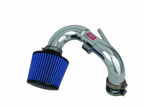 Injen SP2090P Polished Finish Tuned Air Intake System with MR Technology, Air Fusion and Web Nano-Fiber Dry Filter