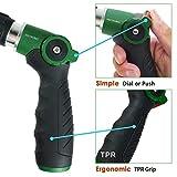 H2O WORKS Heavy Duty Premuim Spray Nozzle,Thumb