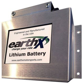 Box Multi Use Large - EARTHX MULTI-USE ALUMINUM BATTERY BOX