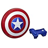Marvel Captain America Magnetic Shield and Gauntlet, Multi Color