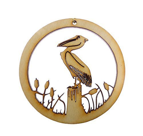 pelican ornament pelican christmas ornament pelican decorations pelican gifts beach wedding favors