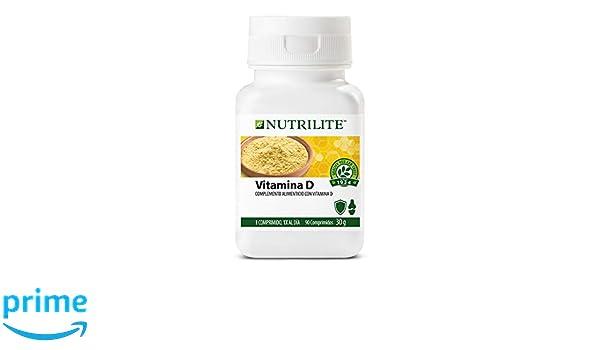 Vitamina D NUTRILITE 90 comprimidos para 3 meses: Amazon.es: Salud y cuidado personal