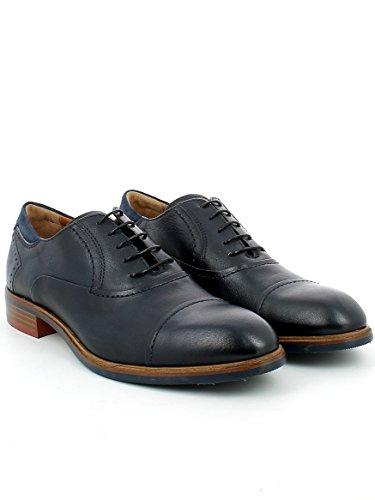 Nero Bleu Chaussures Homme Ville Giardini de pour à Lacets rrwRB8Hq