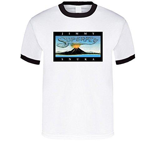 Jimmy Super Fly Snuka Wrestling Legend T Shirt 2Xl Black Ringer