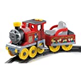 Peg Perego Choo Choo Express Train Ride On with Track by Peg Perego