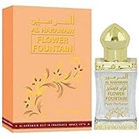 Flower Fountain Pure Oil 12ml al Hara MAIN parfümöl de gran calidad Árabe Oud misk