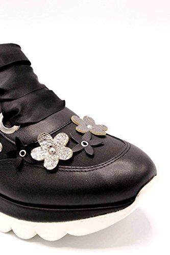 Nero 010 Zapatillas Noir Db132 Mujer Cafe FRqH11