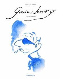 Gainsbourg (Hors champ) par Sfar