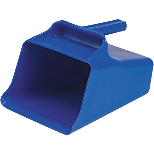 Mega Hand Scoop, Poly, 128 Oz, Blue by Remco