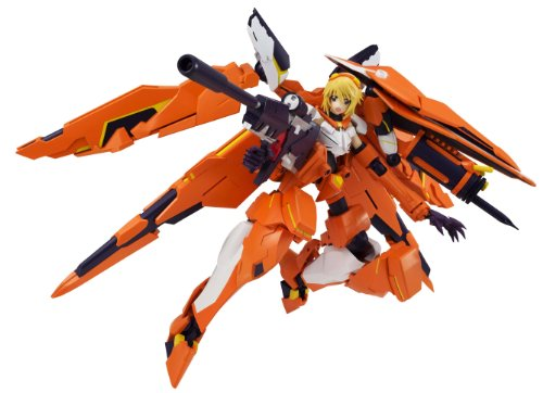 Bandai Tamashii Nations Armor Girls Project Rafael Revive Custom II and Charlotte Dunois Action Figure -