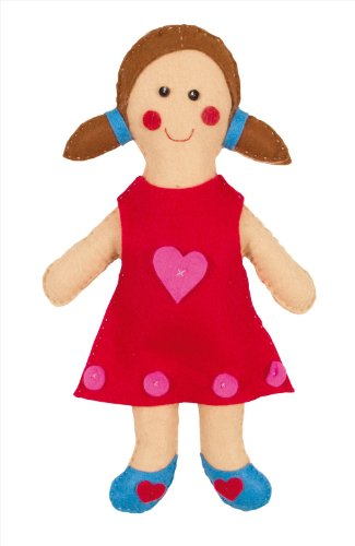 Dolly Toy Soft - Anchor Soft Toy Kit - Dolly