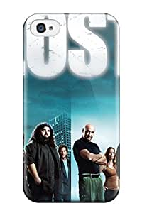 TYH - 6155247K39631211 New Lost Tv Series 2010 Tpu Case Cover, Anti-scratch Phone Case For ipod Touch 4 phone case