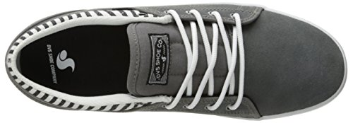 Zapatos DVS Aversa Gris Suede