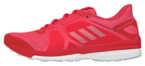 Multicolore Scarpe Da Donna 9 shock Adidas Sequence Pink ray ray Supernova Red Red Corsa twCq6H0Tx