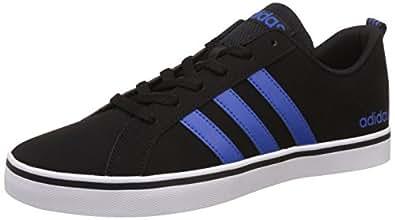 adidas, VS Pace Shoes, Men's Shoes, Black/Blue/White, 7.5 US