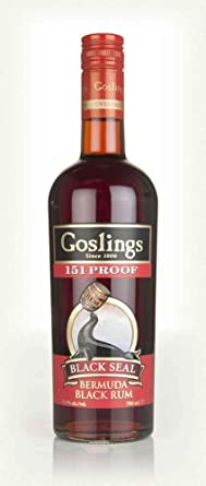 Ron - Goslings Black Seal 151 70 cl