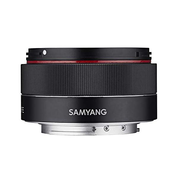 RetinaPix Samyang AF 35 mm F2.8 Auto Focus Lens for Full Frame Sony E Mount (Black)