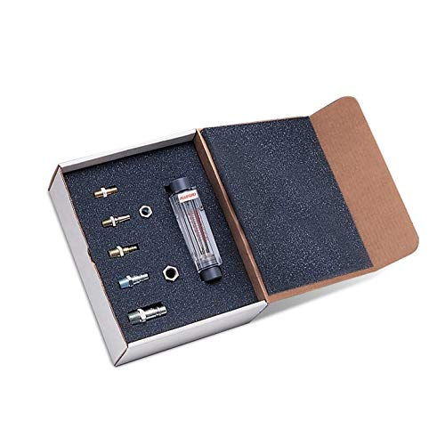 Allegro Industries Allegro 9900-40 Flow Test Kit, Capacity, Volume, Metal, One Size