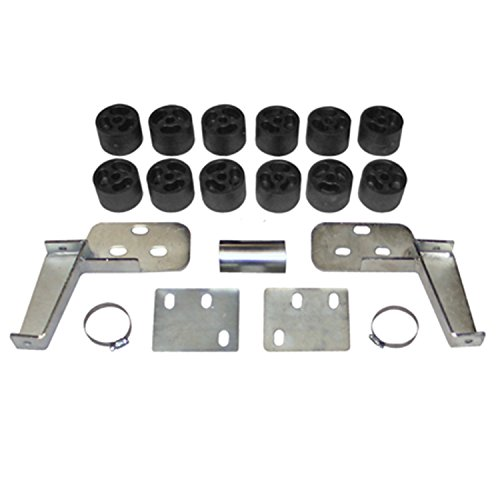 Performance Accessories, Chevy/GMC Tahoe/Yukon/Suburban 1500 Gas 2WD and 4WD 2