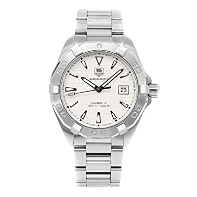 Tag Heuer Aquaracer Automatic-self-Wind Male Watch WAY2111.BA0910 (Certified Pre-Owned) by Tag Heuer