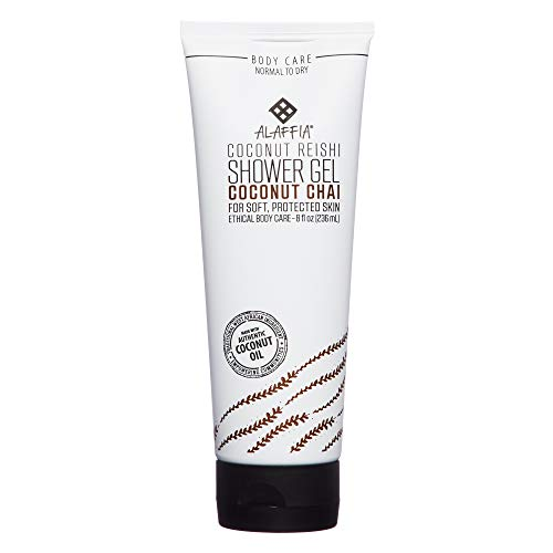 Alaffia - Coconut Reishi Shower Gel, Refreshing Support to C