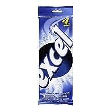 Excel Sugar-Free Gum, Winterfresh, 4-Pack