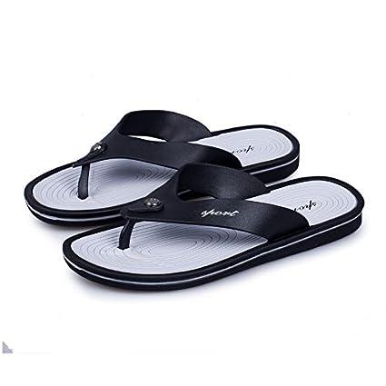 3707a502f54 Amazon.com   Men flip flops
