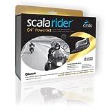 CORDED SNOW CARDO SCALA RIDER POWERSET G4 HEADSETS PAIR