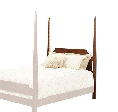 JMX Brands Inc Elizabeth Lockwood Pencil Post Bed - Headboard Only (Queen) (Post Bed Pencil Queen)