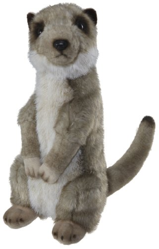 Plush Meerkat - Aurora World 13