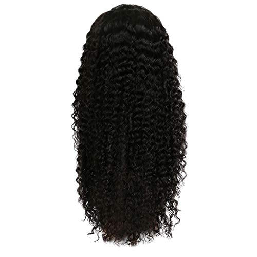 Lace Front Wigs Human Hair Curly Wig Glueless Full Lace Wigs Black Women Indian Remy Human Hair Lace Front -