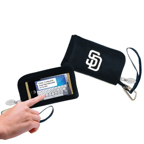 MLB San Diego Padres Cell Phone Wallet ()