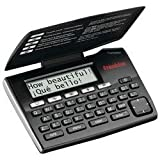 Franklin TES-221 Franklin Tes-221 Spanish/English Phrasebook Translator With Spell Correction