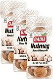 Badia Nutmeg Whole 2 oz Pack of 3