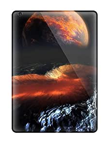 New Style Tpu Air Protective Case Cover/ Ipad Case - Planets