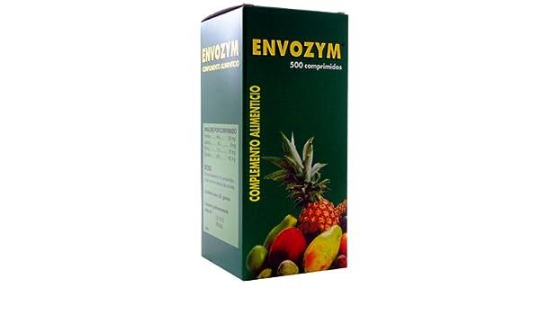 ENVOZYM 500COMP 500 COMP.: Amazon.es: Salud y cuidado personal