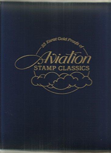 aviation postal stamps