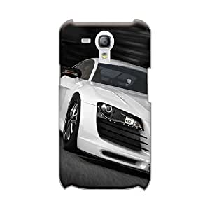 Samsung Galaxy S3 Mini OZP14532JYuZ Customized Attractive Audi R8 Gt Pattern Durable Cell-phone Hard Covers -IanJoeyPatricia