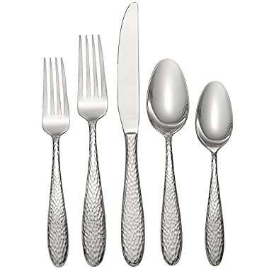 Oneida Reyna 45 Piece Service for 8 Flatware Set