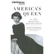 AMERICA'S QUEEN (LIBR. ED.) (6 CASS.)