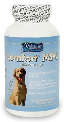 Comfort MSM - 90 tabs