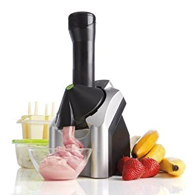 NEW Yonanas 901 Deluxe Ice Cream Treat Maker