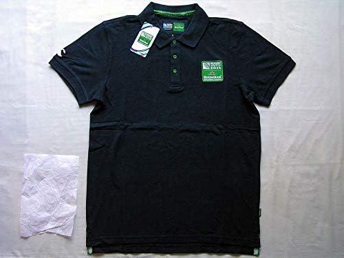 ハイネケン ポロシャツ カンタベリー `15 ラグビー ワールドカップ イングランド大会 Heineken 日本代表 canterbury メンズ M