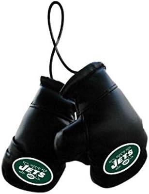 Fremont Die NFL New York Jets Mini Boxing Gloves, 4