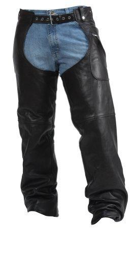 Milwaukee Motorcycle Clothing Company MMCC Gunslinger Unisex Chap (XX-Large)