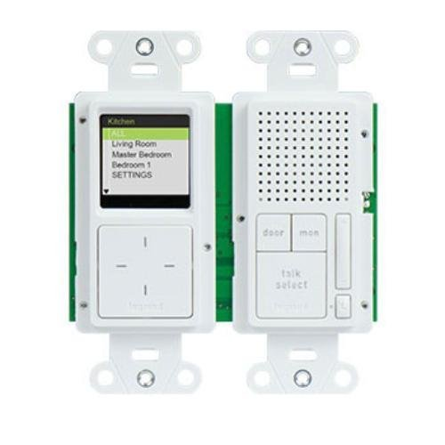ON-Q Selective Call Intercom - Radiant Selective Call Room Unit White (IC7001-WH)