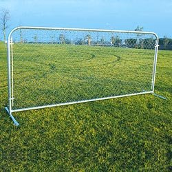 Portable Chain Link Fence Panels (EA)