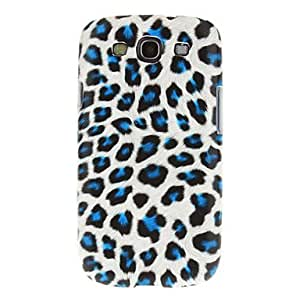 Special Design Leopard Printing Pattern Plastic Hard Back Case for Samsung Galaxy S3 I9300